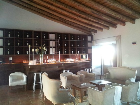 Herdade da Malhadinha Nova - Country House & Spa:                   Bar