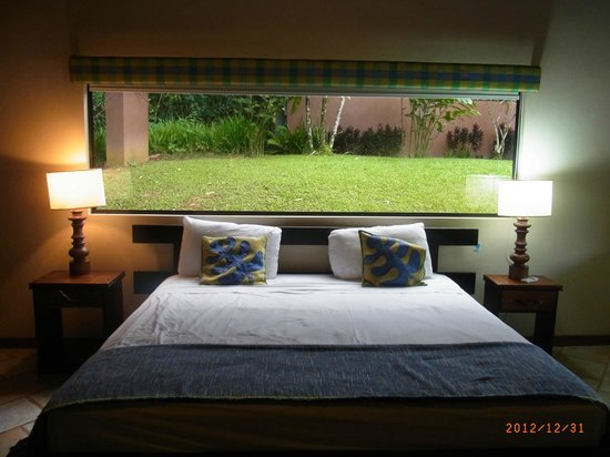 Chachagua Rainforest Hotel & Hacienda:                   rainrorest room