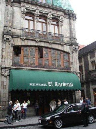 Foto de el cardenal centro hist rico ciudad de m xico for Cafe el jardin centro historico