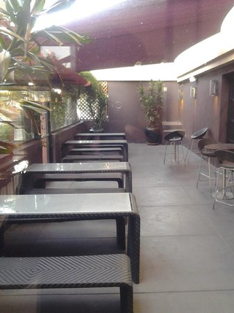 Holiday Inn San Francisco - Intl Airport: Patio