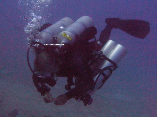 Gentle Winds Condominiums : Technical Diving accepted here