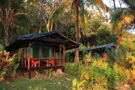 La Leona Eco Lodge: Beachfront Bungalow