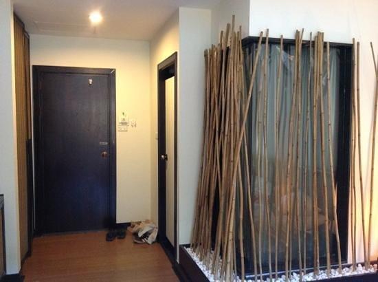 Bamboo House Phuket:                   номер стандартный