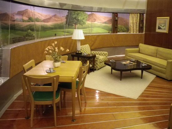 Henry Ford: inside the Dymaxion House