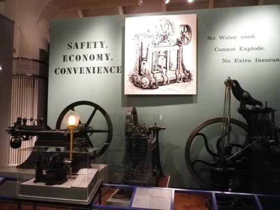 The Henry Ford: Power Generation from the 18th century