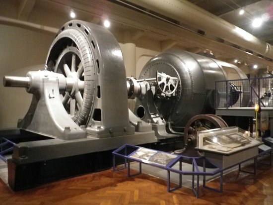 The Henry Ford: Turbines
