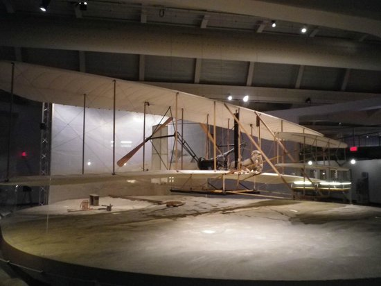 The Henry Ford: Wright Brothers Plane