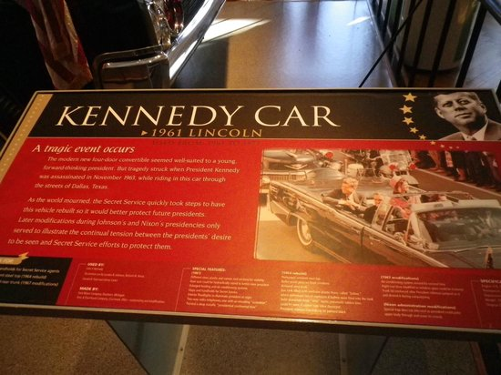 The Henry Ford: Kennedy's Lincoln (info)
