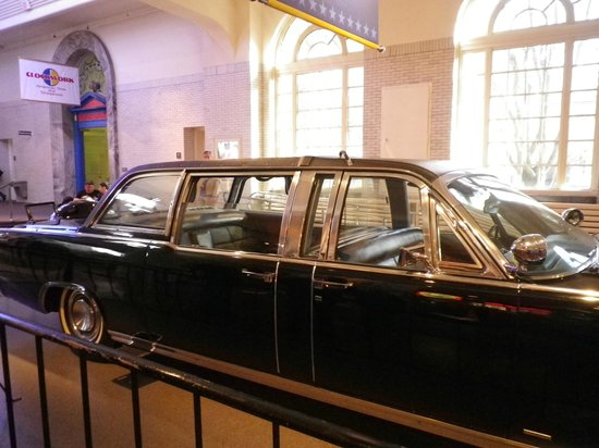 Museum Henry Ford: Kennedy's Lincoln