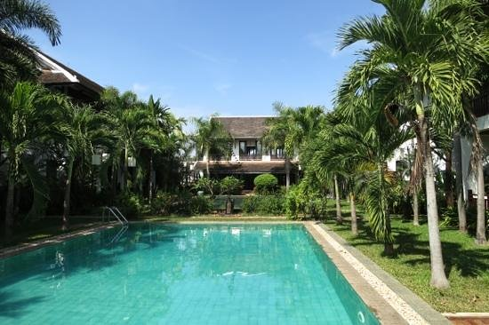 Green Park Boutique Hotel:                   Swimming pool