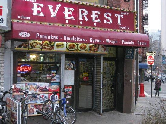 Everest: Exterior - Front