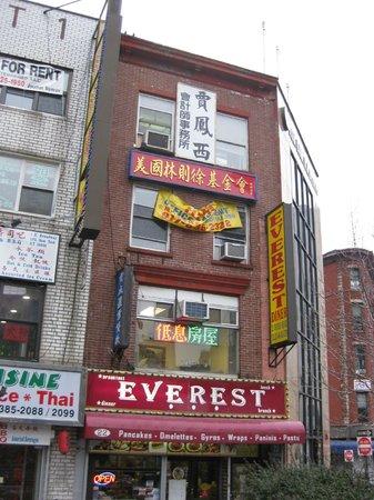Everest: Exterior - Building