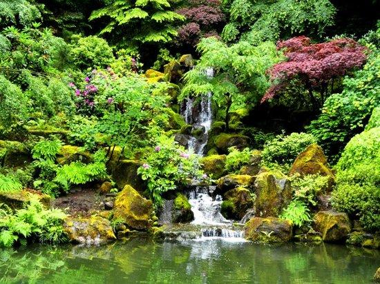 Crane Stones In The Portland Japanese Garden Picture Of Portland Japanese Garden Portland