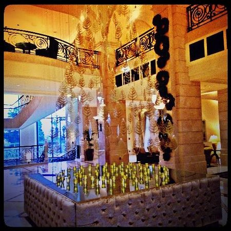 Four Seasons Hotel Amman: Lobby