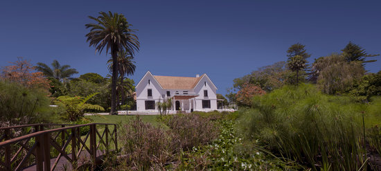 The Manor House at Fancourt: The Manor House