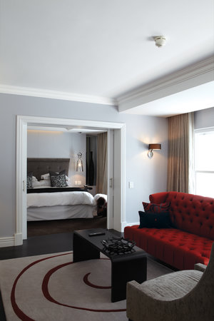 The Manor House at Fancourt : Grand Suite Lounge