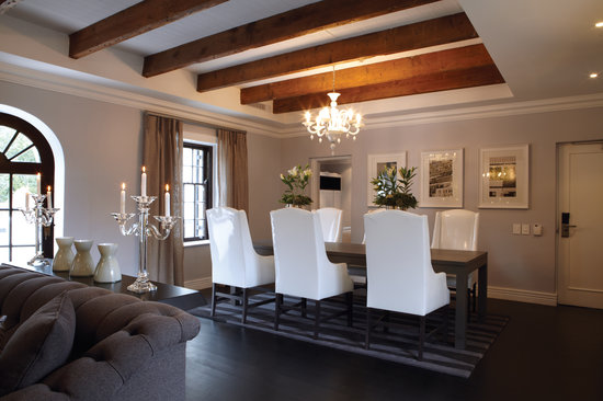 The Manor House at Fancourt: The Master Suite Dining Room