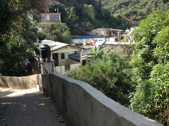 El Jardin Yelapa:                   The Town