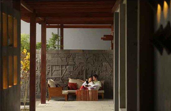 Alaya Resort Ubud: Comfortable setting