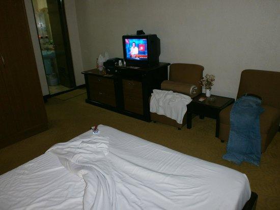 Rothman Hotel:                   My standard room