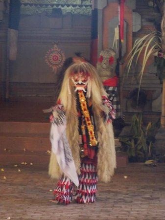 Catur Eka Budhi - Bali Dance:                   Dancer