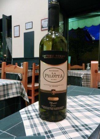 La Pilotta: Wine
