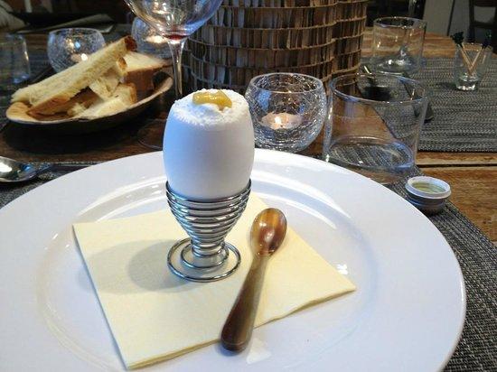 Caffetteria Torinese: uovo alla coque!