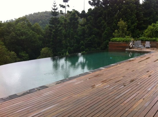 Gwinganna Lifestyle Retreat:                   pool