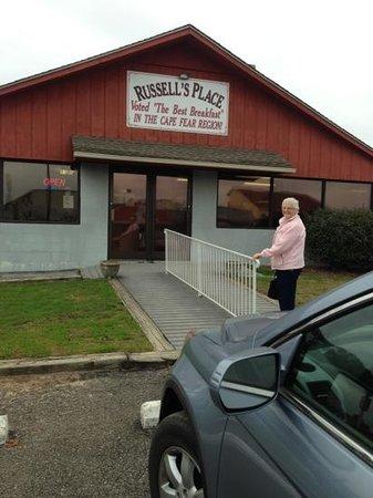 Russells Place Restaurant