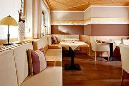 Hotel Elisabeth: Adler Lounge