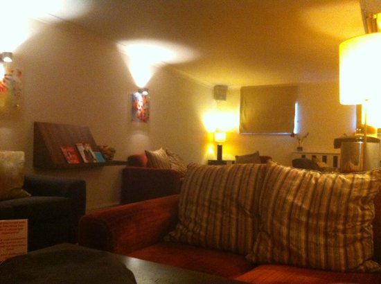 Fawkham, UK: relaxtion room 2