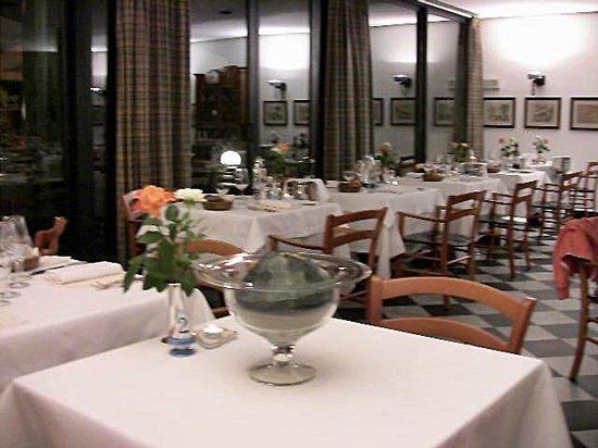 Hotel Beau Rivage: Hotelrestaurant