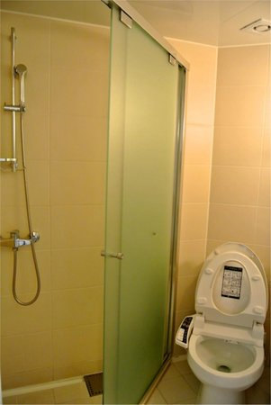 ibis Ambassador Busan City Centre: Bathroom