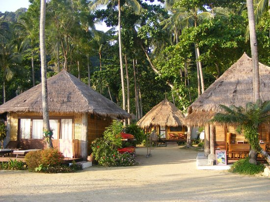 Thapwarin Resort: Bungalows