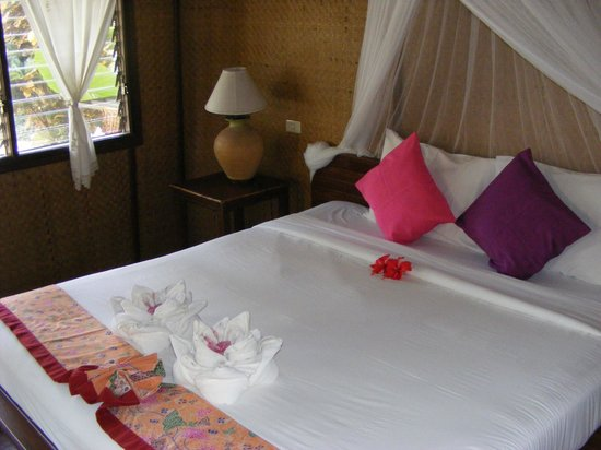 Thapwarin Resort: Lovely room