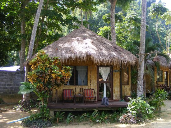Thapwarin Resort: Our bungalow
