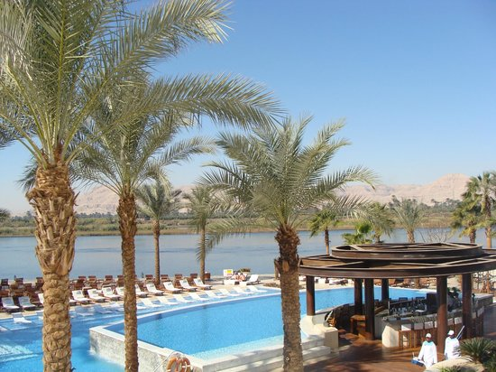 Hilton Luxor Resort & Spa: Nile View