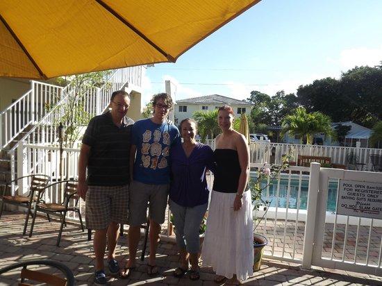 By Eddy Motel: Meine Familie mit Jasmina