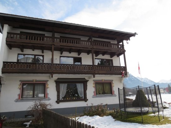 Landhaus Panorama:                   Отель