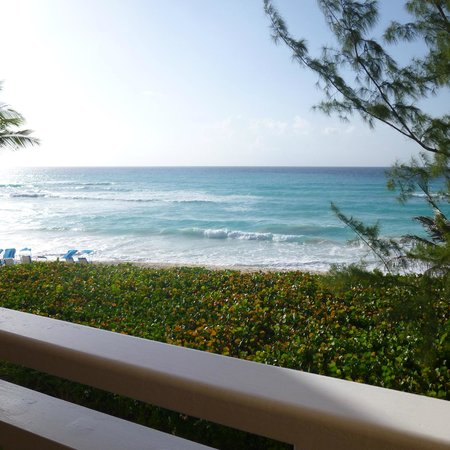Turtle Beach by Elegant Hotels: View from our Oceanfront suite