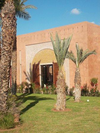 Kenzi Club Agdal Medina: Site Hôtelier