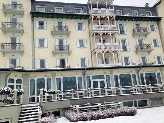 Cristallo Hotel Spa & Golf: un'incanto