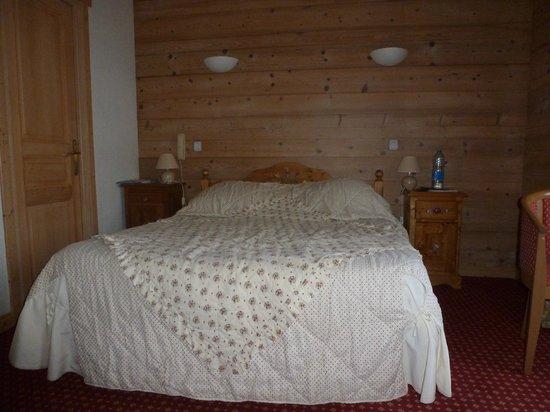 Hotel Les Sapins: chambre
