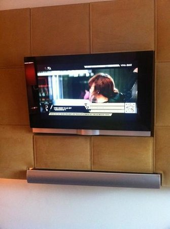 DO & CO Hotel Vienna: tv lettore DVD B&O