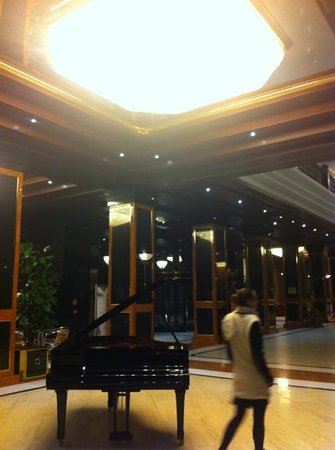 Melia Milano:                   reception