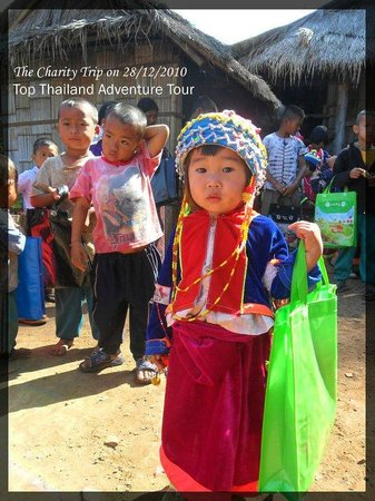 Top Thailand Adventure - Day Tours
