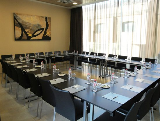 Hotel 4 Barcelona: Barceloneta Meeting Room