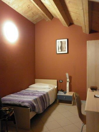 Central Hostel: Stanza singola dell'Ostello