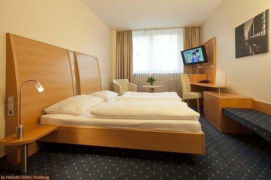 Heikotel - Hotel Am Stadtpark: Komfort-Doppelzimmer