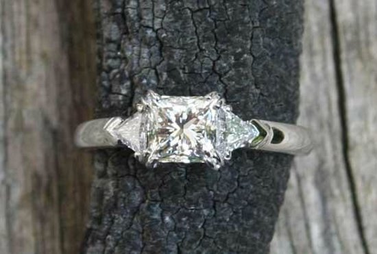 Anpa Jewellers:                   My engagement ring.